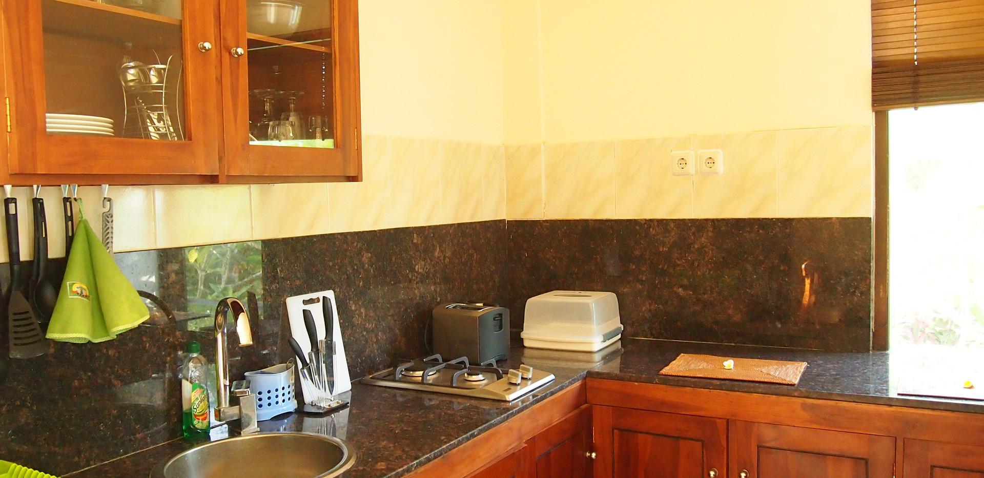CApung downsstairs kitchen