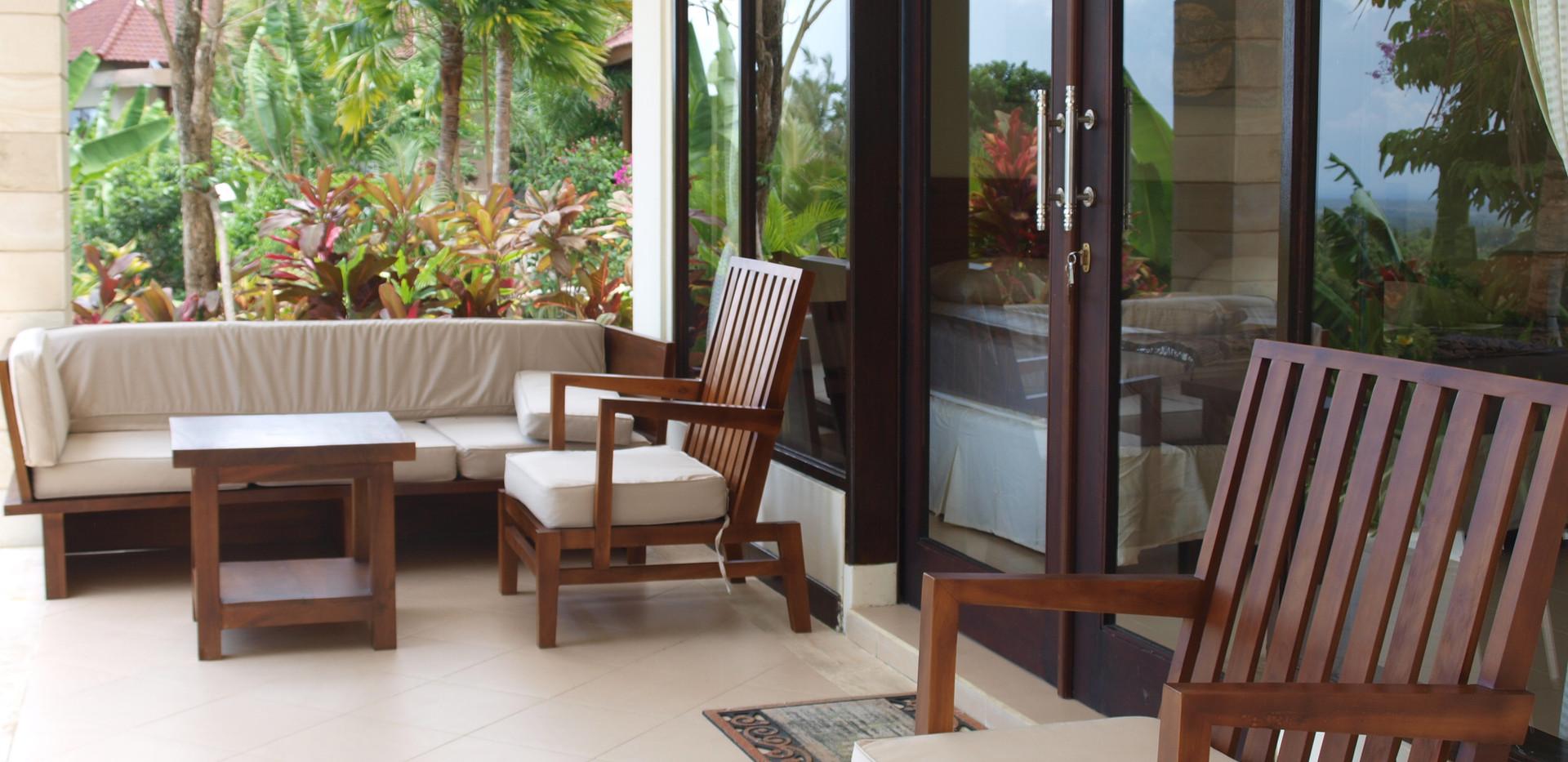 Villa capung Terrace
