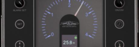 TITAN 120 Dieptemeter