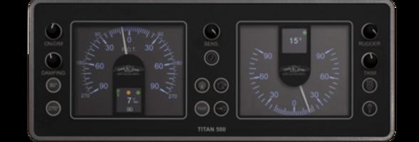 TITAN 500 Combipiloot 90⁰−270⁰