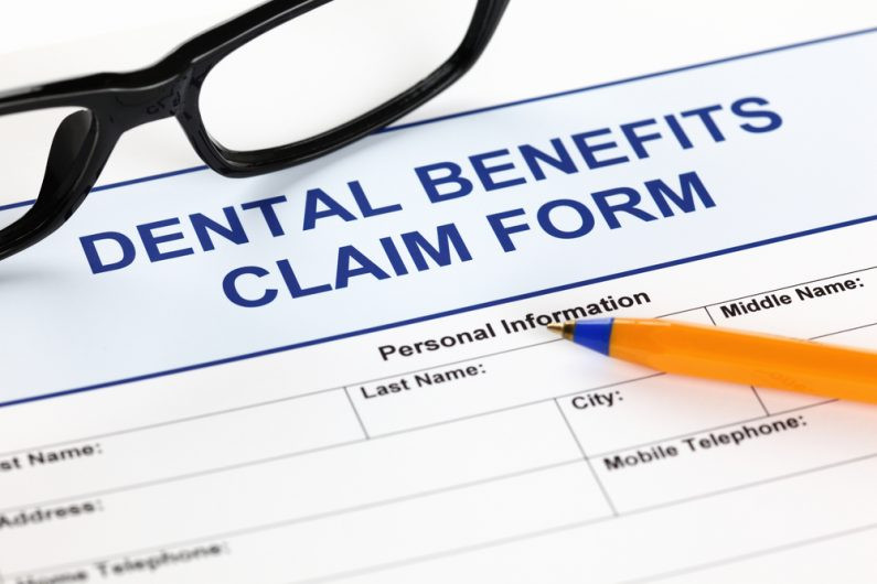 dental claim form, dental form, claim form, insurance form