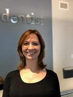 lorna lally dmd, staff member, woman, dentist, front desk