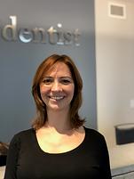 lorna lally dmd, staff member, woman, dentist, front desk