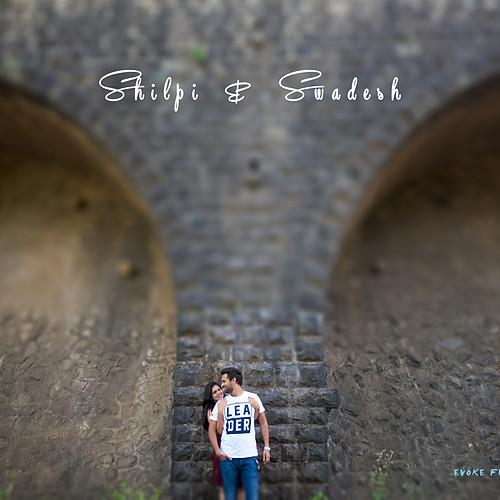 Shilpi & Swadesh Pre-wedding