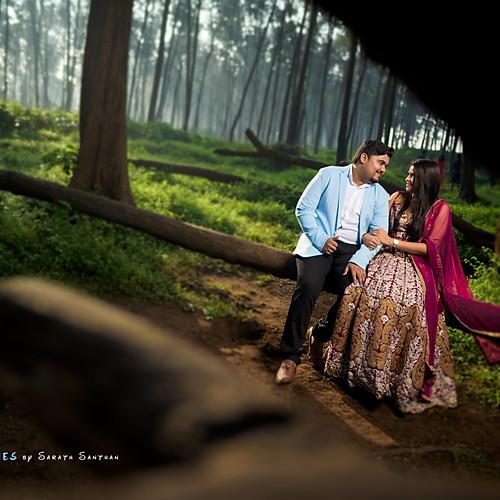 Vinay & Puja - PreWedding