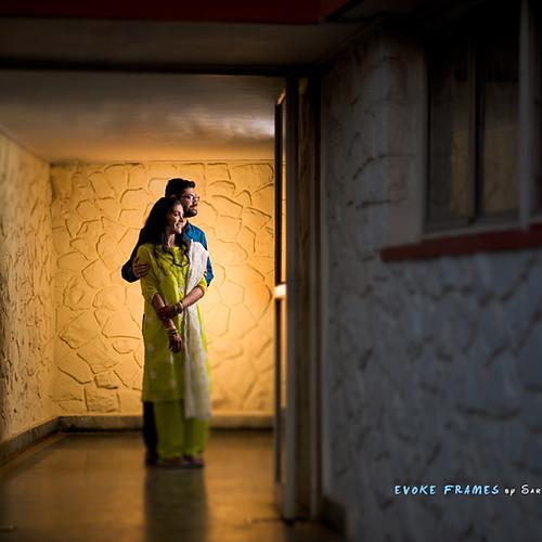 Sushrut & Bhargavi Postwedding
