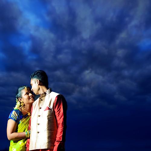 Anuja & Prashant Engagement