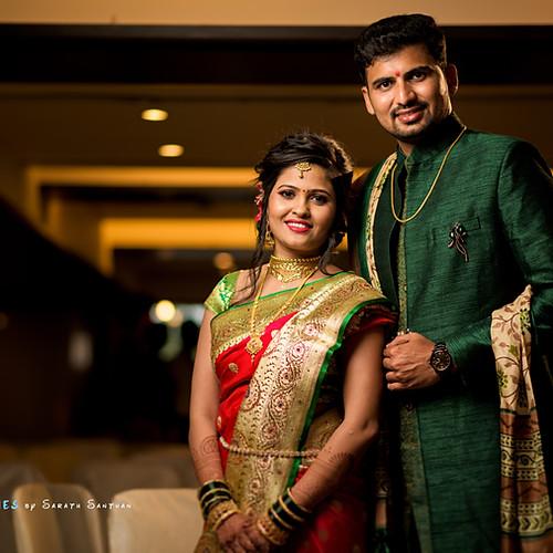 Vinod & Anuja Engagement