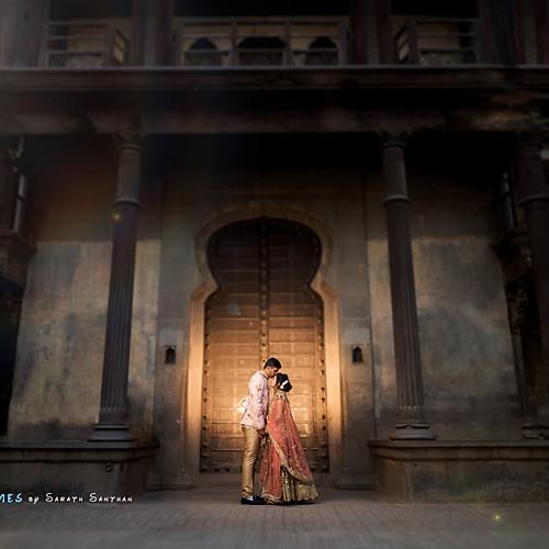 Vinod & Anuja Pre-wedding