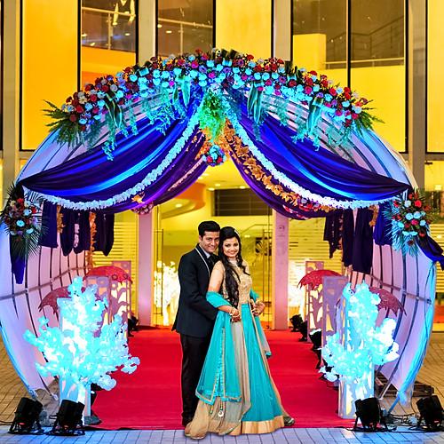 Dhaval & Shreya Reception