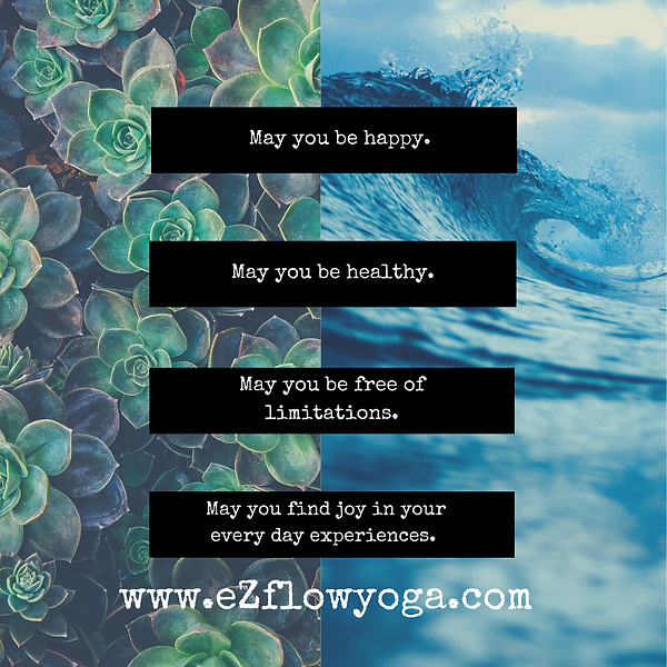 Metta - April - May you be happy.png