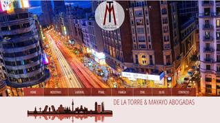 Bienvenidos a la web de DE LA TORRE & MAYAYO ABOGADAS