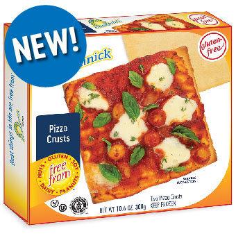 Kinnikinnick GF DF Pizza Crusts 2pk 10.6oz