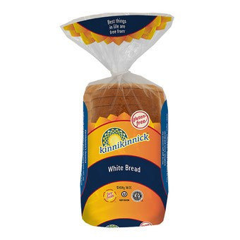 Kinnikinnick GF DF White Bread 16oz