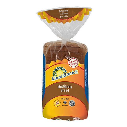 Kinnikinnick GF DF Multigrain Bread 16oz