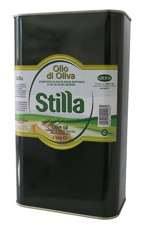 Stilla ​Pure Olive Oil ​3L