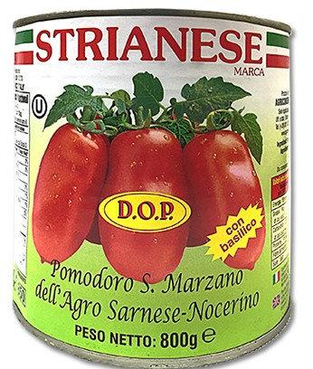 Strianese San Marzano Tomatoes 800g