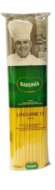 Baronia Semolina Linguine  500g