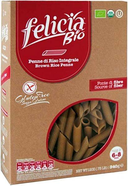 Felicia GF Organic Brown Rice Penne 12oz