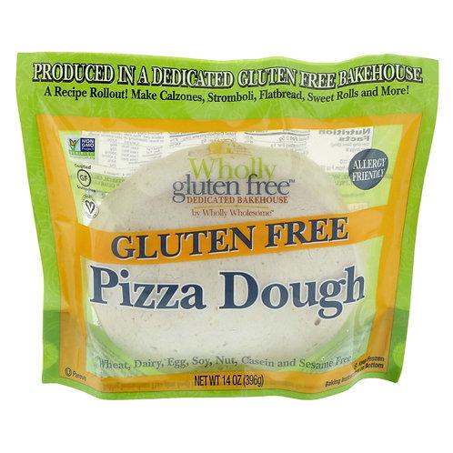 Wholly GF Pizza Dough Ball 14oz
