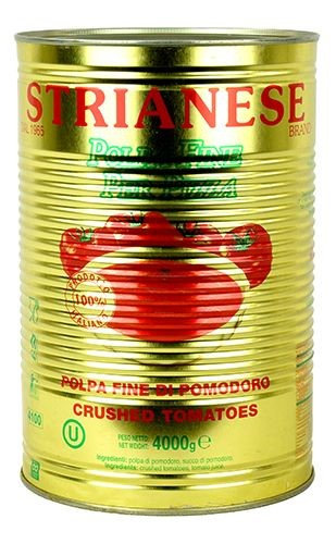 Strianese Fine Chopped Tomatoes 4000g