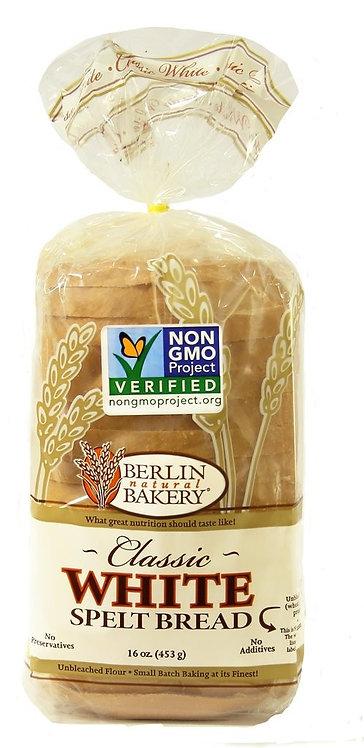 Berlin Spelt Classic White Bread 16oz