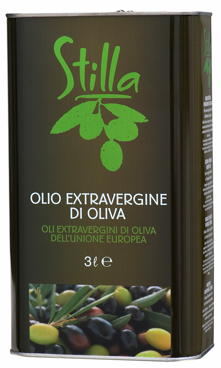 Stilla Extra Virgin Olive Oil 3L