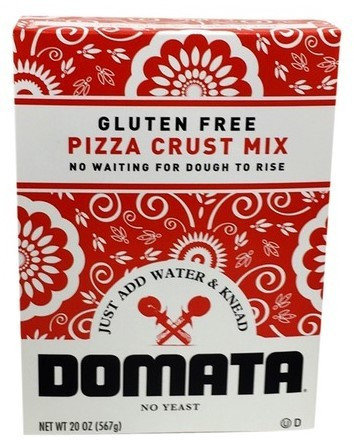 Domata GF Pizza Crust Mix 20oz