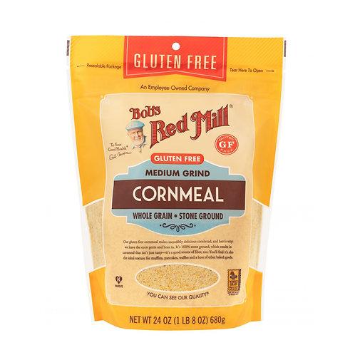 Bob's Red Mill GF Cornmeal 24oz