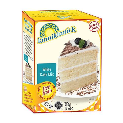 Kinnikinnick GF DF White Cake Mix 17.6oz