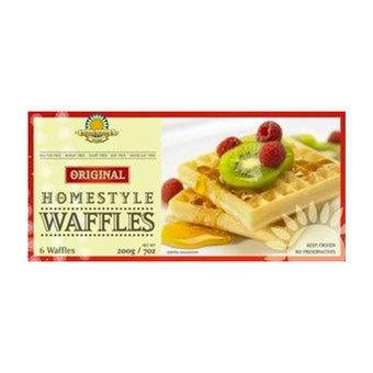 Kinnikinnick GF DF Original Homestyle Waffles 7.4oz