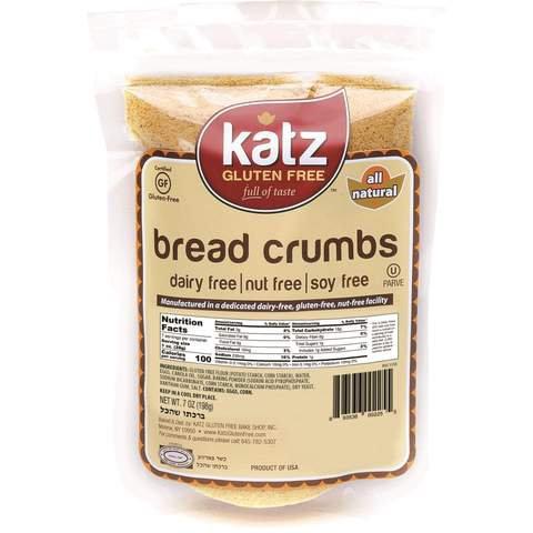 Katz GF Breadcrumbs 7oz