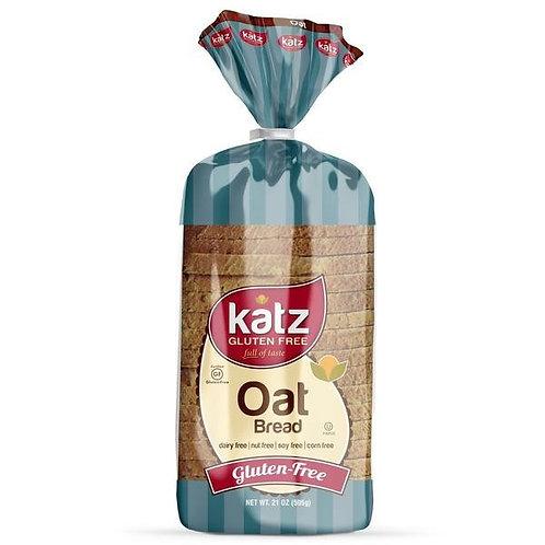 Katz GF DF Oat Bread 21oz