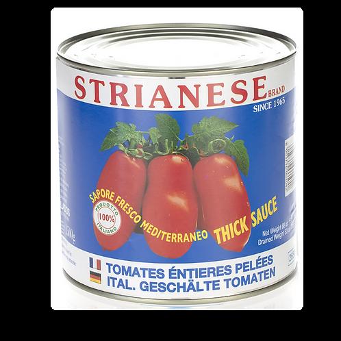 Strianese Whole Peeled Tomatoes 2550g