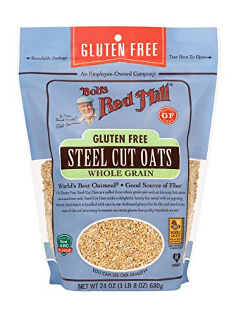 Bob's Red Mill GF Steel Cut Oats 24oz
