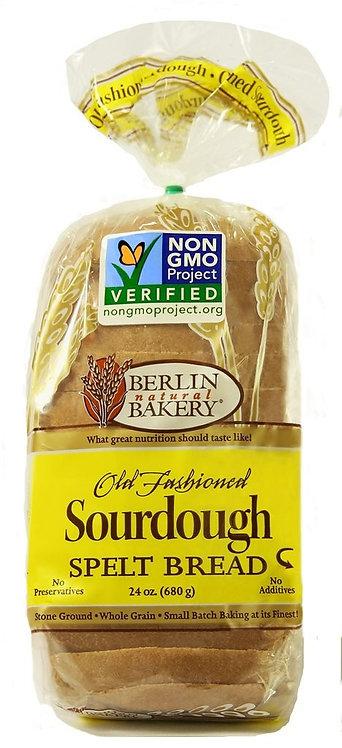 Berlin Spelt Sourdough Bread 24oz