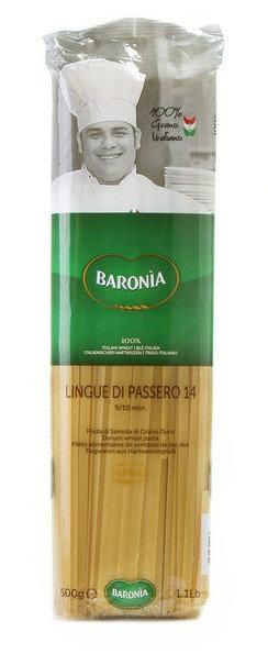 Baronia Semolina Fettucini  500g