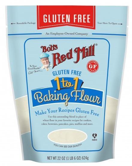 Bob's Red Mill GF 1 to 1 Baking Flour 22oz