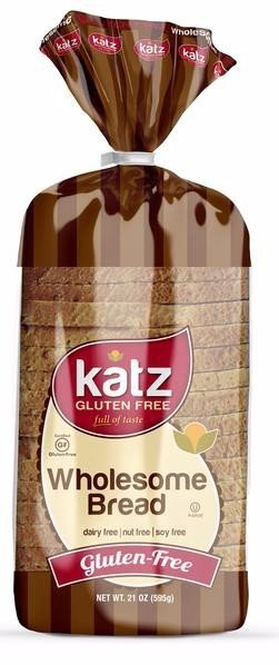 Katz GF DF Wholesome Bread 21oz