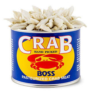 Crab Claw Meat 1lb