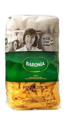 Baronia Semolina Penne  500g