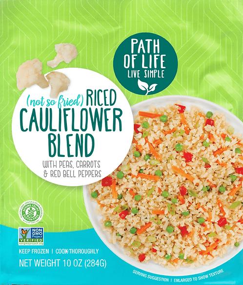Path of Life Riced Cauliflower Blend 10oz
