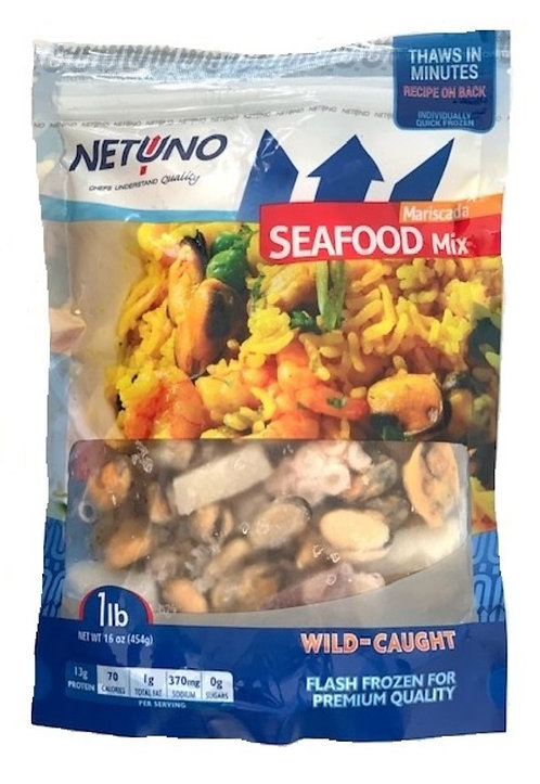 Seafood Mix 1lb