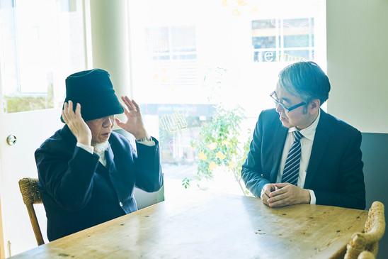 Yasuharu Konishi /Ikuo Minewaki from Tower records CEO