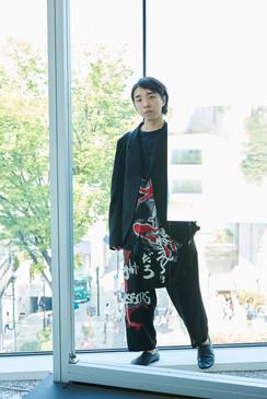 Yohichi Ochiai_Media artist