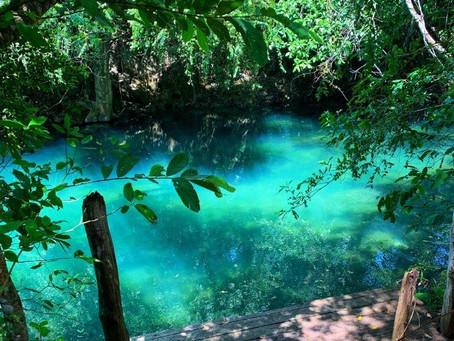 Sesc Balneário é o novo atrativo de águas cristalinas de Bonito