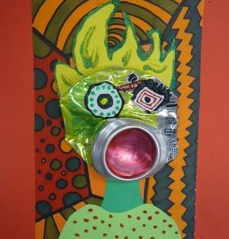 Artesanato, dança e pintura fazem a alegria da criançada na programação de sábado do Sesc Cultura