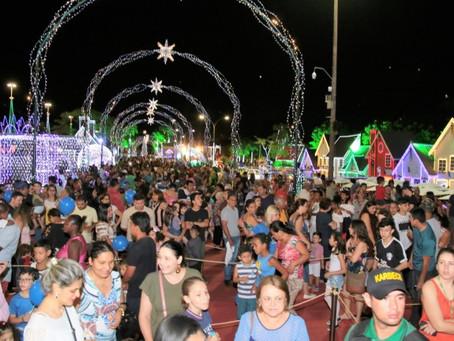Cidade do Natal terá shows da banda Naip, Grupo Tradição e duplas sertanejas nesta semana