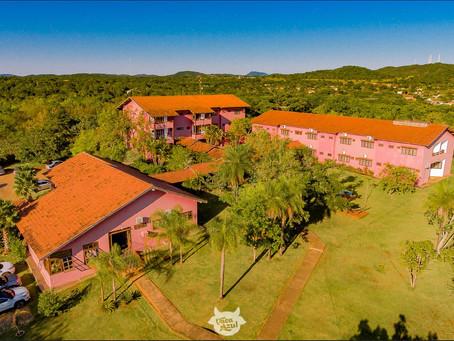 Hotel do Sesc Bonito recebe selo de Turismo Responsável