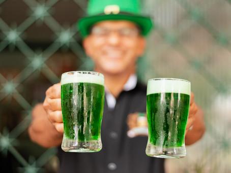 St. Patrick's no Bar Mercearia
